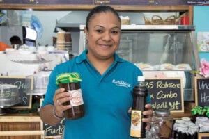 Market Development Facility rallying support for local small businesses affected by Covid-19 in Fiji.