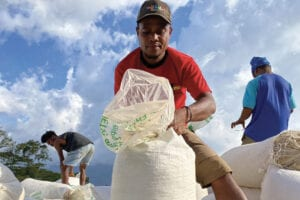 Market Development Facility Timor-Leste worked with partners to help cope with a diverse range of setbacks in 2020 most notably for coffee exports and agri-input imports.